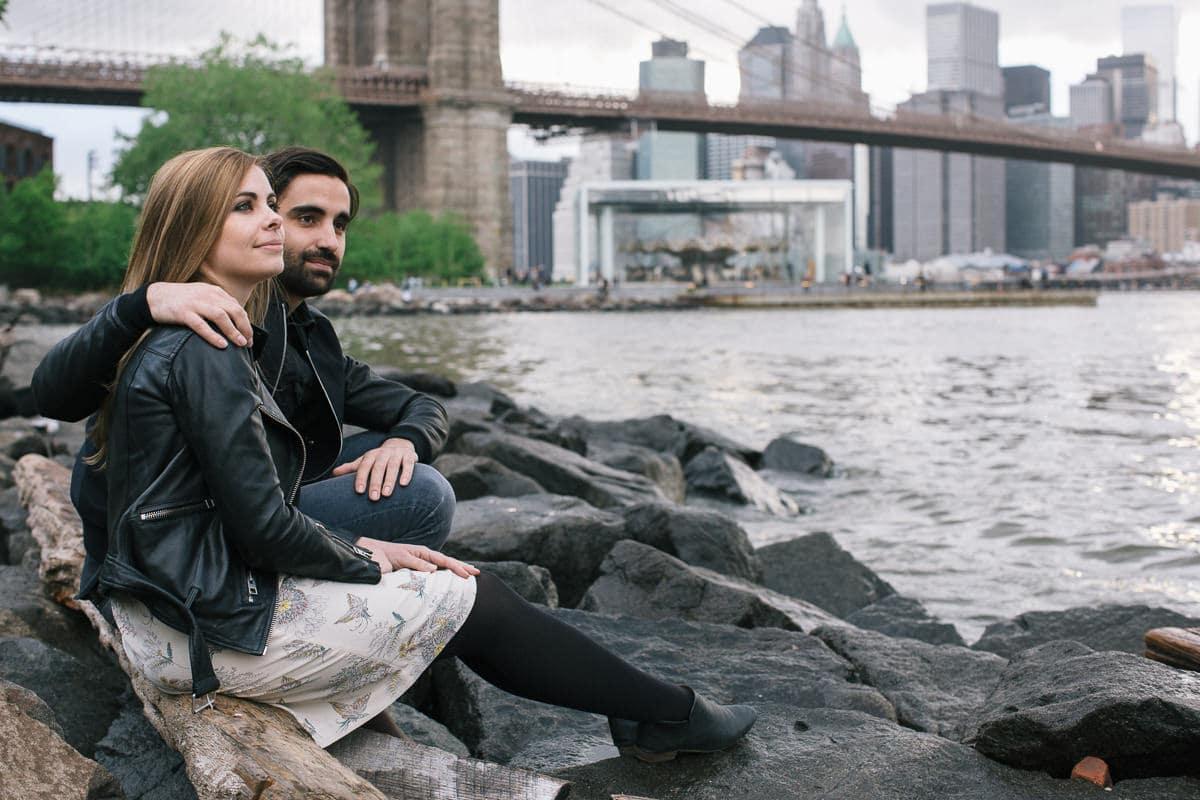 wedding photographer in new york and brooklyn e session couple session lover photography session