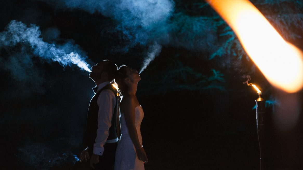 reportage photo de mariage au Manoir de Kerouzien Bretagne France