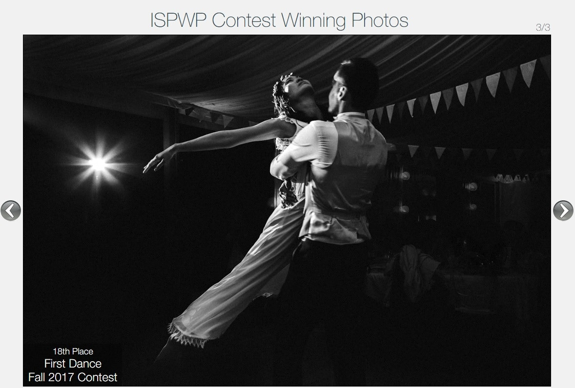 best wedding photographer in France ISPWP