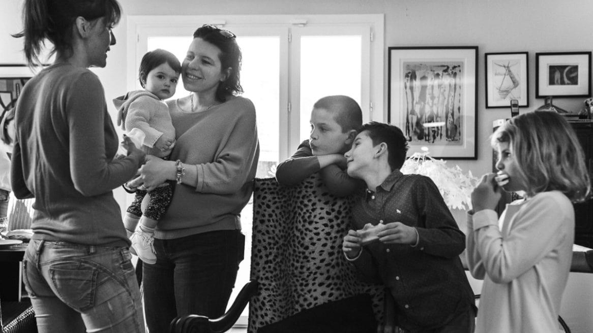 documentaire de famille photographe de famille à Rambouillet