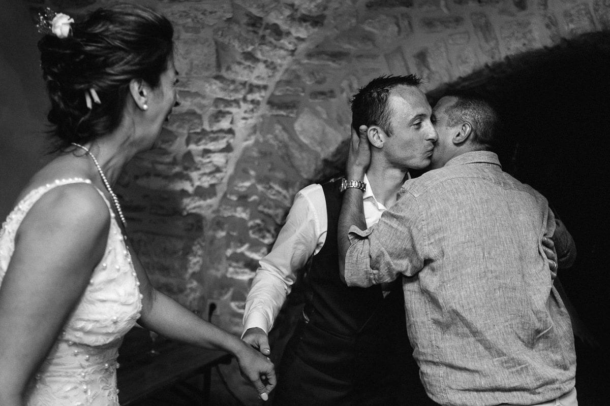 mariage au domaine du Clos d'hullias, gard