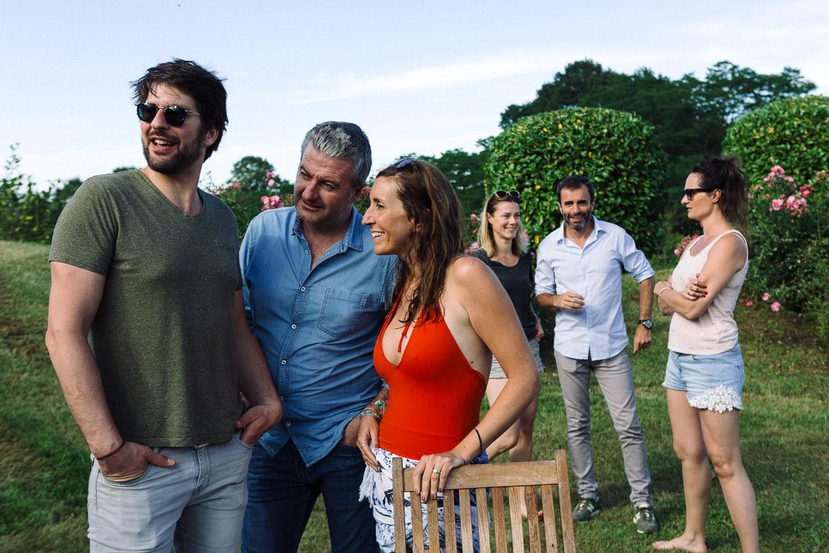 Mariage sur deux jours au Pays Basque - photos d'invités