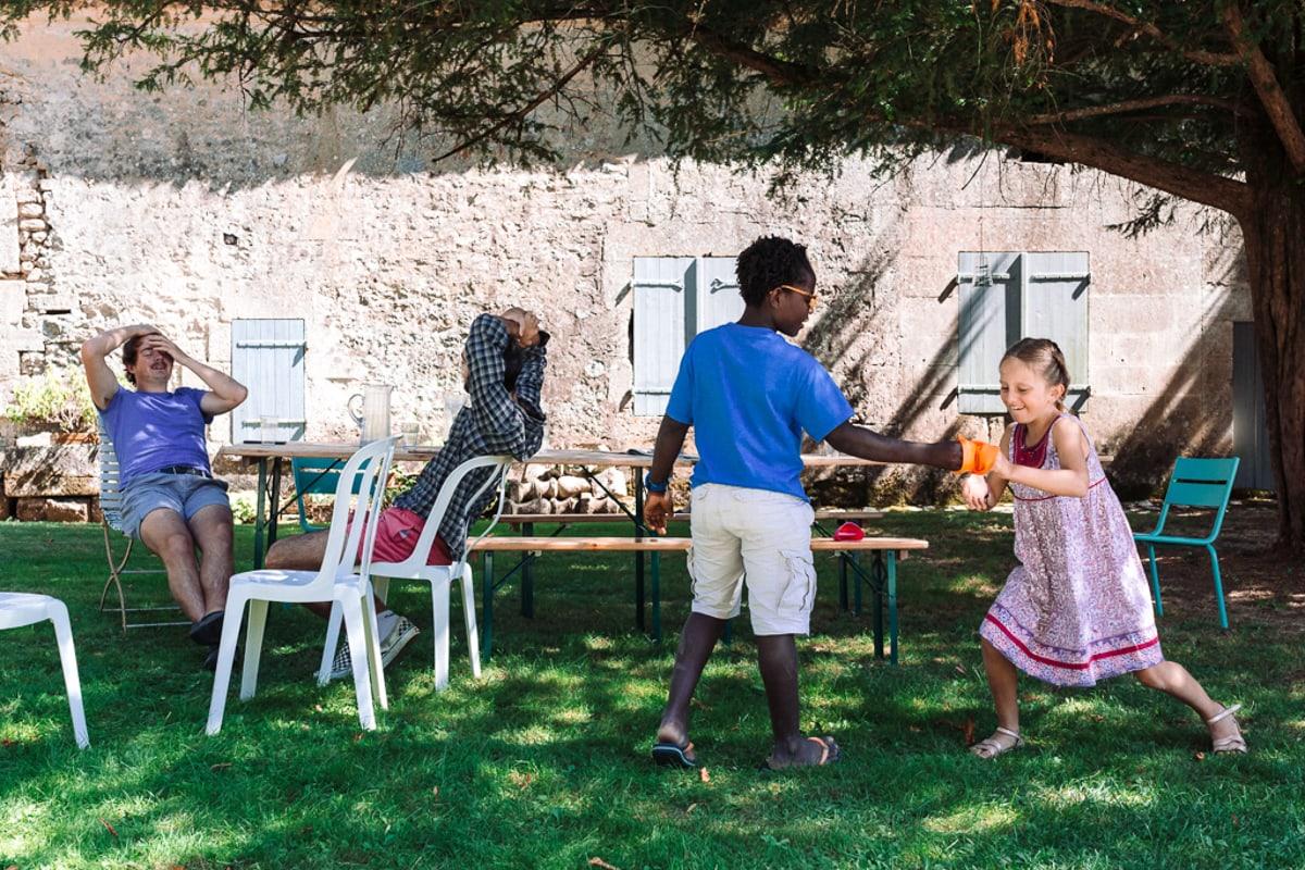 Avant le mariage - reportage photo de Mariage dans la maison familiale près d'Angoulême