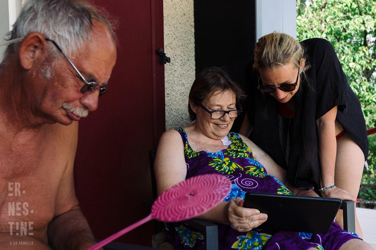 reportage documentaire de famille à Besançon par Ernestine et sa famille
